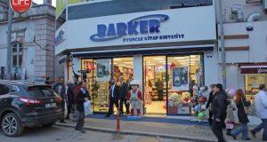 Barker's Pen Shop & Kırtasiye zincirlerinin Göztepe, Selamiçeşme ve Fenerbahçe mağazalarında da bulunan  Victorinox Rescue Tool'un bir başka dikkat çeken özelliği ise, cam kesici ve cam kırıcı olması...