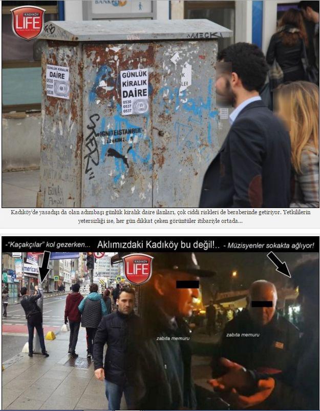"""Kadıköy Life, yine 27 Şubat 2016 tarihindeki """"Müzisyenler Ağlıyor, Kaçakçıların Keyfi Yerinde"""" başlıklı haberinde ciddi risklere dikkat çekmişti. Yine 2 Nisan 2016 tarihinde Kadıköy Life Dergisi'nd e yayınlanan """"Açık ve Net, Kadıköy Yönetilemiyor"""" başlıklı haberde de soruna önemli yer verilmişti."""