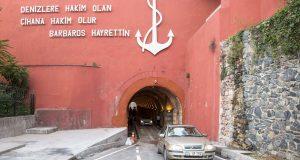 Beylerbeyi Sarayı Tüneli