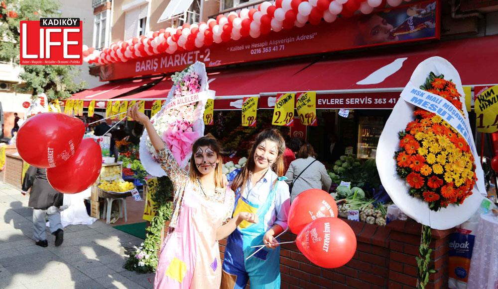 Barış Market