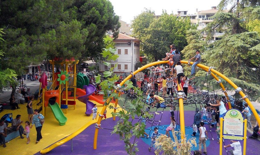 İstanbul'un kansersiz parkları