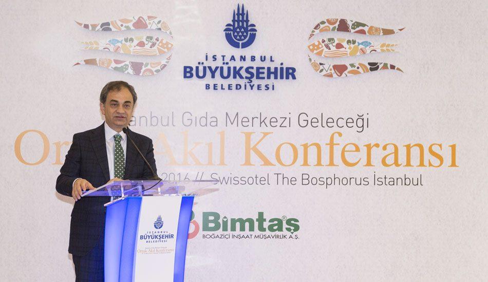 İstanbul Gıda Merkezi