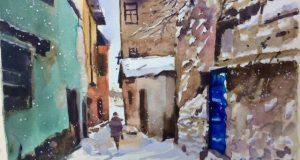 kış sergisi