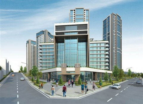 Teknik Yapi Metropark projesi (2)