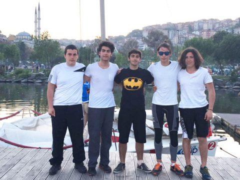 Kadıköy Lisesi Yelken Takımı