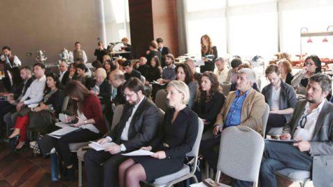 Sheraton Grand İstanbul Ataşehir'in basın toplantısına çok sayıda basın mensubu katıldı...