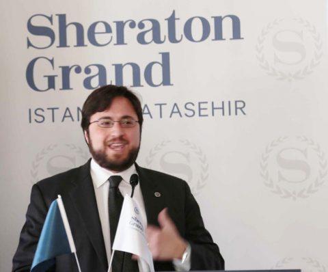 Sheraton Grand Marka Direktörü Albert Bahar ise, Shereaton Grand İstanbul Ataşehir 'in 'Sheraton Grand ' unvanıyla açılan ilk otel olduğunu ve 6 kıtada 500'e yakın oteli olan Sheraton zincirinin 2020 yılına kadar 150 yeni otel açmayı hedeflediklerini dile getirdi...