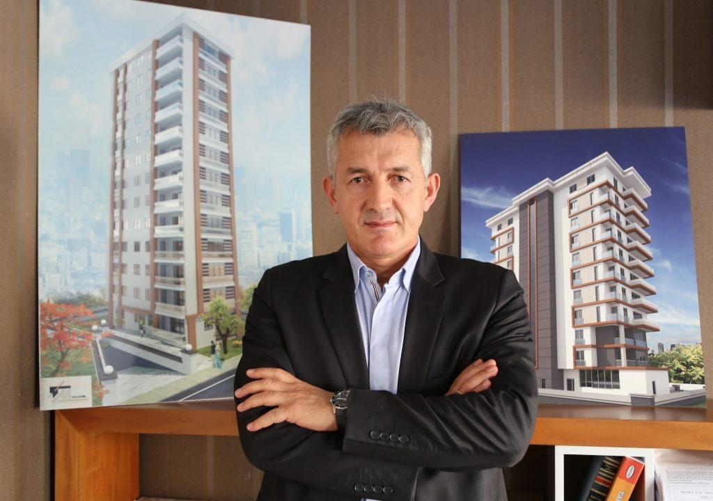 """Dervişoğlu İnşaat Yönetim Kurulu Başkanı Fehmi Öztürk, """"Bu proje 40 yıllık mesleki sürecimin 'zirvesindeyim' dediğim dönemde büyük bir sınavdı benim için. Kadıköy'e hayırlı olsun..."""" dedi."""