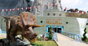 Holografik Hayvanat Bahçesi