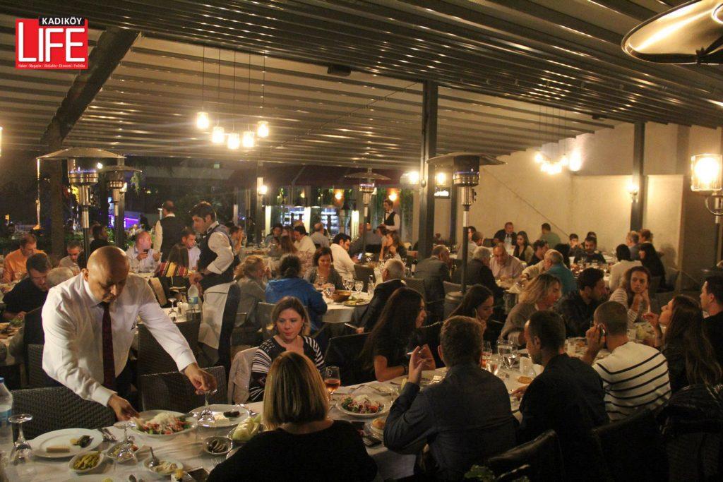 Vino Surf & Turf, özellikle Bağdat Caddesi ve çevresinden yoğun ilgi görüyor.