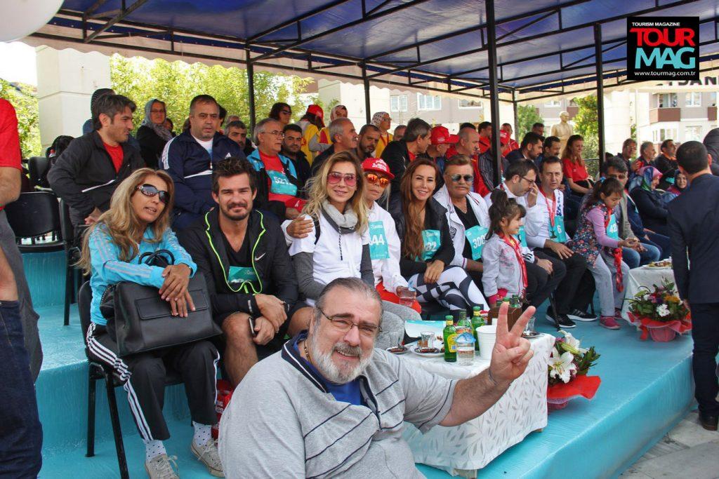 Duayen Magazin Gazetecisi Nurcan Sabur, bir etkinlikte daha kitleleri bir araya topladı.