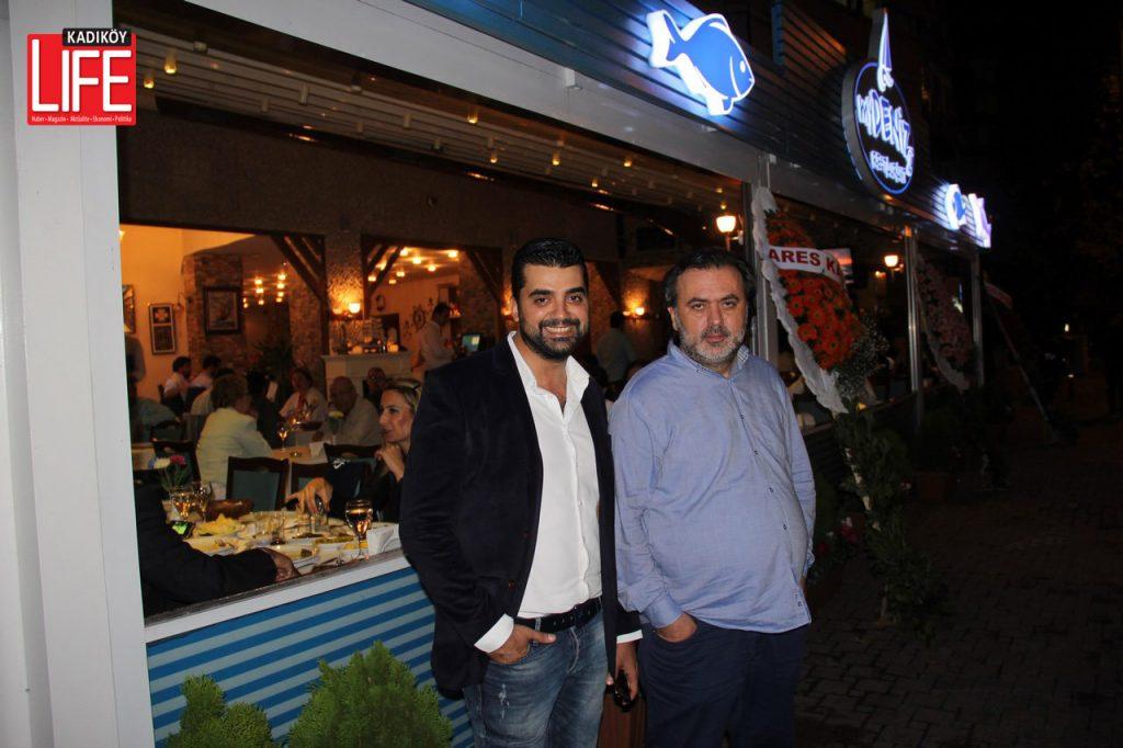 Kerem İltaş, Mehmet Taşkın.